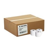 (50) 44mm x 150' 1-Ply Bond Paper 50 Rolls