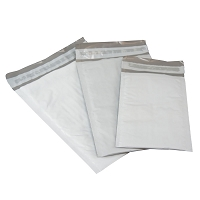 50 Bagtron #000 Poly Bubble Mailer Bags 4