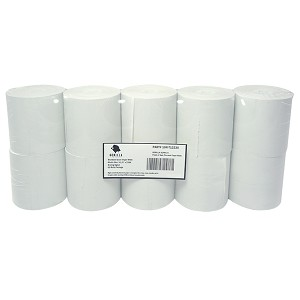 10 Rolls Kit 3 1/8 x 230' Thermal Paper Rolls, Bixolon Epson TMV88