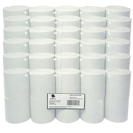 (60) 3 1/8 x 230' Thermal Paper Rolls 60 Rolls (10 of 6)